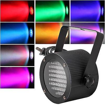 35W 86 RGB LED Stage Light DMX512 Lighting Bar Party Show Laser Projector Lamp
