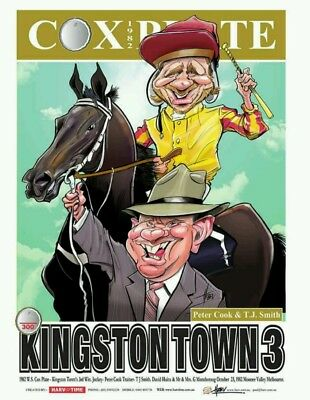 The Great Kingston Town Poster Limited Edition