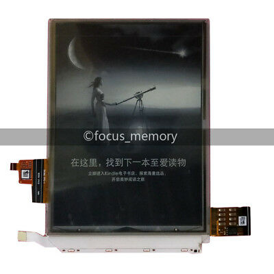 ED060XD4(LF) C1 U2-00 LCD Display For Amazon Kindle PAPERWHITE2 PAPERWHITE 2