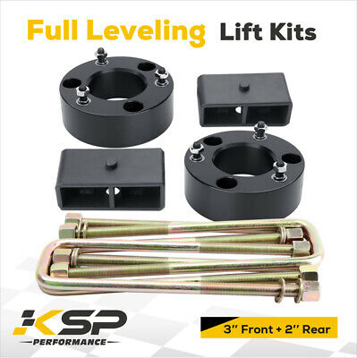 """3"""" Front + 2"""" Rear Leveling Lift Kit For 2007-2018 Chevy Silverado Sierra 1500"""