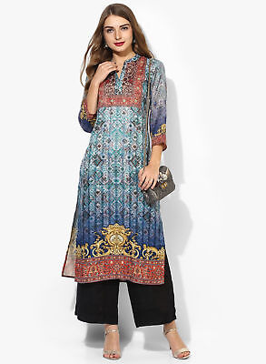 Jamawar Collection From Women's Ethnic Top Tunic New Stylish Indian Kurta Kurti