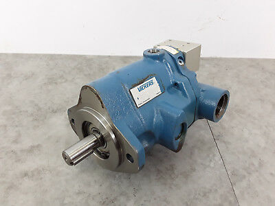 Vickers Hydraulic Variable Delivery Pump PVQ10-A2R-SS1S-20-C21-12 INCOMPLETE