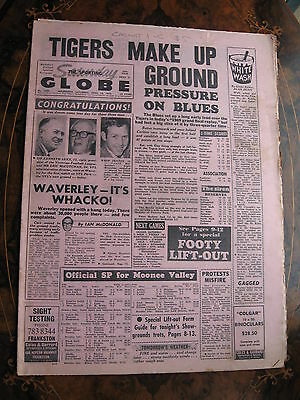 Sporting Globe    APRIL 18 1970 Carlton Richmond