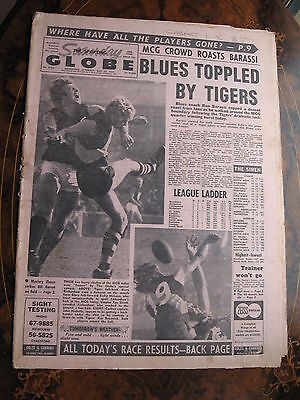 Sporting Globe    MAY 22 1971 Carlton Ron Barassi