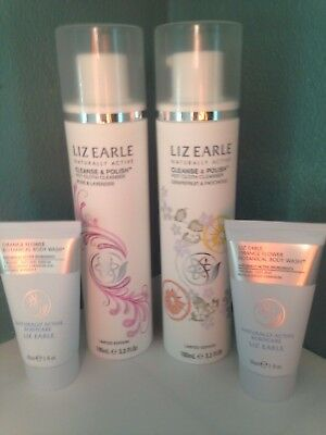Liz Earle Cleanse & Polish Limited Edition Duo & Body Wash Set