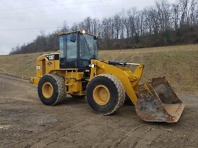 2008 Caterpillar 924H Wheel Loader Construction Diesel Snow Machinery Equipment