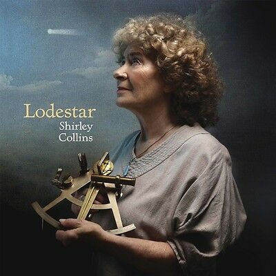 SHIRLEY COLLINS Lodestar - LP / Black Vinyl + CD / Deluxe Edition (Current 93)