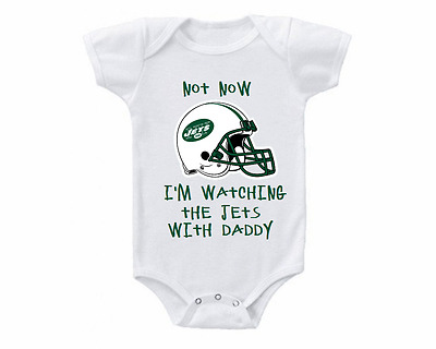 NY Jets Daddy Baby Onesie or Tee Shirt