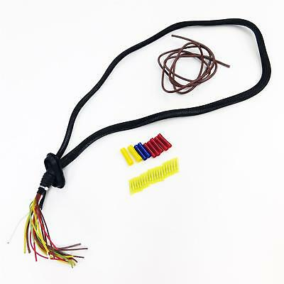 wiring looms  electrical components  car parts  vehicle Spark Plug Wire Looms Cloth Wire Loom