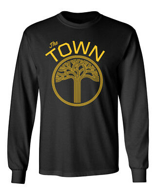 "Golden State Warriors ""The Town"" Shirt Mens & Youth Long Sleeve T-Shirt"