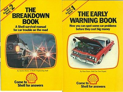 SHELL OIL COMPANY COLLECTORS: Shell Answer Books #1-28, 30, 31, From 1976-1982