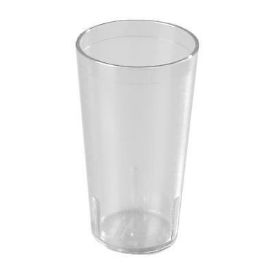 Carlisle 521207 Stackable™ 12oz Clear Tumbler - Pack of 6