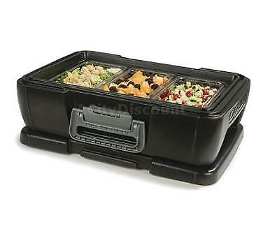 Carlisle IT180* Cateraide IT 24qt Insulated Plastic Food Carrier