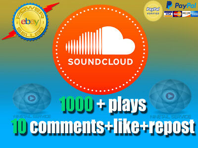 Soundcloud Plays-likes-repost-comments ■■Ninetails■■