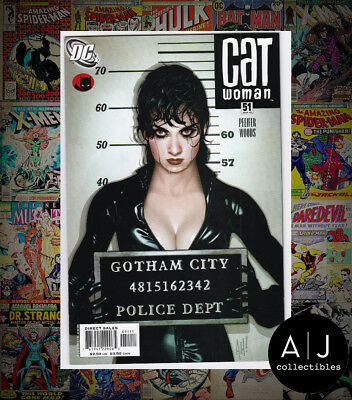 Catwoman #51 (DC) NM! HIGH RES SCANS!