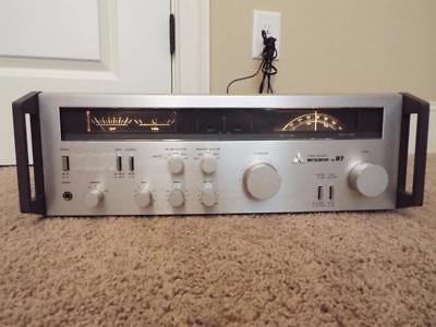 Vintage Mitsubishi DA-R7 Stereo Receiver Excellent Working Cond. Free Shipping