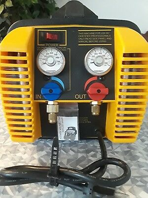 APPION G5 TWIN REFRIGERANT RECOVERY UNIT GREAT CONDITION! w/Dryer and Hose
