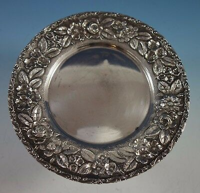Baltimore Rose by Schofield Sterling Silver Bread and Butter Plate (#2000)