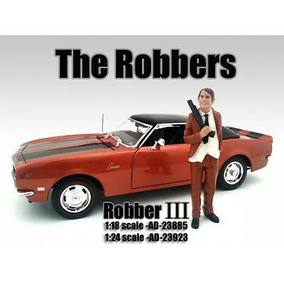 THE ROBBERS -Robber III only - 1/18 scale figure/figurine - AMERICAN DIORAMA