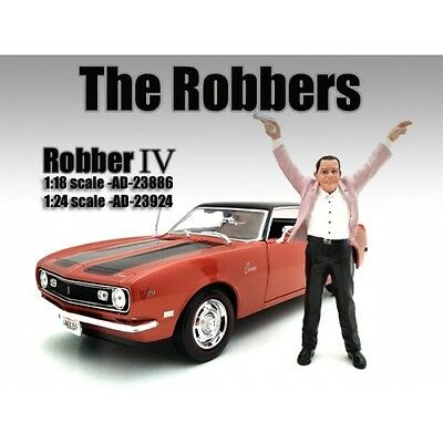 THE ROBBERS -Robber IV only - 1/18 scale figure/figurine - AMERICAN DIORAMA
