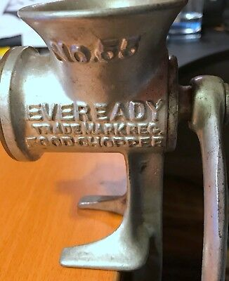 Eveready Food Chopper and Grinder No.55