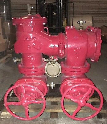"Watts Febco 8"" 880V Rpz Reduced Pressure Zone Assembly Backflow Preventer"
