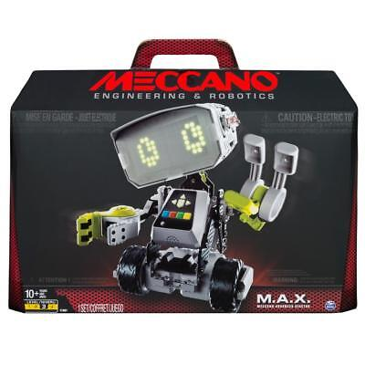 Meccano - M.A.X Robotic Interactive with Artificial Intelligence 17401 NEW
