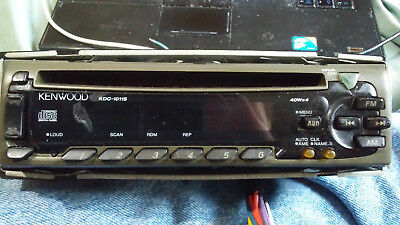 Kenwood kdc 1011s in dash cd player with amfm radio new low price kenwood kdc 1011s in dash cd player with amfm radio new publicscrutiny Image collections