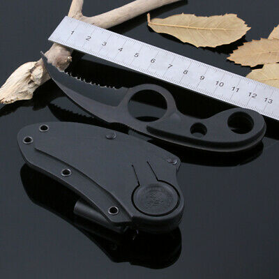 Outdoor Camping Bear Claw Serrated Pocket Outdoor Tool Fashion