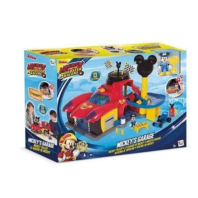 Mickey und die Roadster Racers - Mickey's Garage
