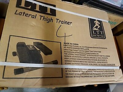 Ltt Lateral Thigh Trainer - Still In Unopened Box - Collection Only Dundee Area