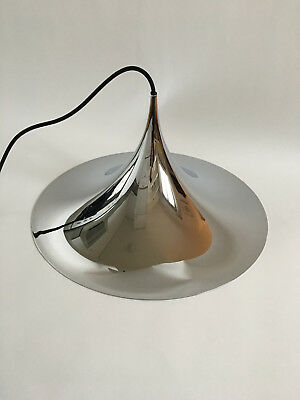 Fog & Morup Semi Pendant Chrome Danish Design Claus Bonderup Torsten Thorup