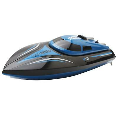 High Speed RC Boat H100 2.4GHz Boat with LCD Screen Racing Remote Control 30km/h