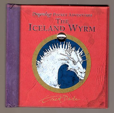 Dragonology - Dragonology Pocket Adventures The Iceland Wyrm