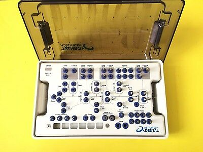 Astratech Dental implant Surgery Kit Set of 58 Instrument
