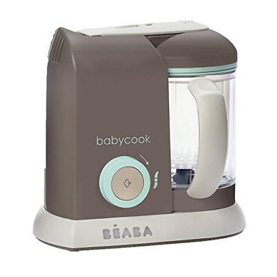 BEABA Babycook 4 in 1 Steam Cooker and Blender, 4.5 cups, Dishwasher Safe,..