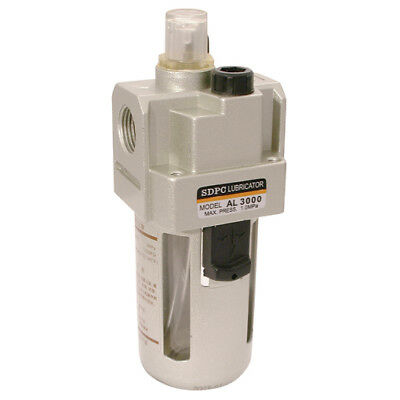 Air Pneumatic Lubricator In-Line 1/8bspp 0-10Bar