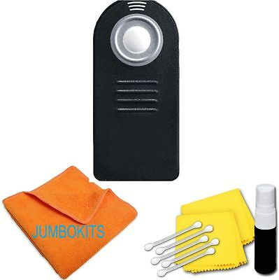 Wireless Remote Control Shutter for Canon Rebel T6s T6i T5i T3i by JUMBOKITS