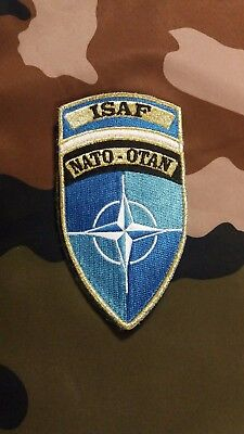 Opex-Patch France- Isaf Nato Otan