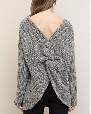 Entro French Twist Sweater Boutique