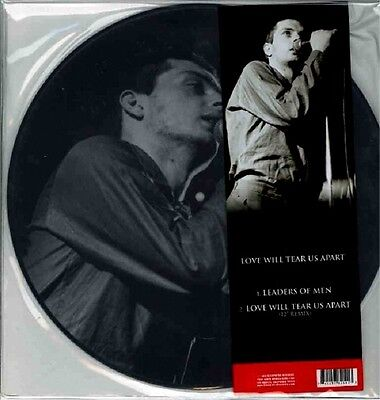 """JOY DIVISION Love will tear us apart - 12"""" / Picture Vinyl (Warsaw)"""