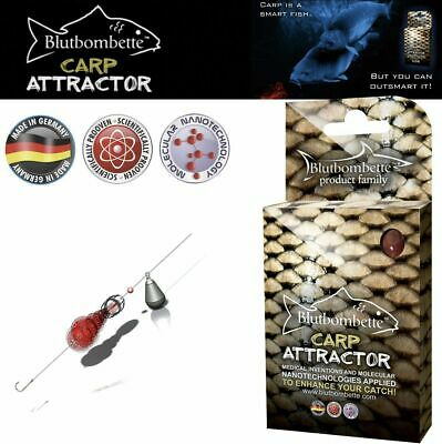 Blutbombette Attractant Tablets Carp Attractor