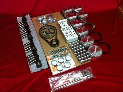 Buick 401 Master engine kit 1959 60 61 Comp cam pistons rings gaskets bearings