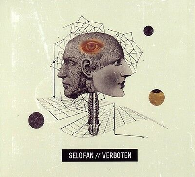 SELOFAN Verboten - LP / Black Vinyl - Limited 500 (Numbered) + MP3 Download