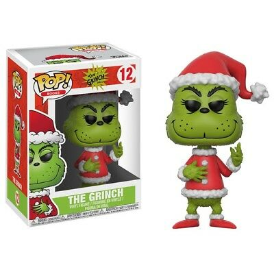 Funko Pop! THE GRINCH: The Grinch #12