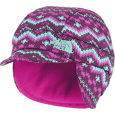 The North Face Flapjacks Hat - Infant and Toddlers' Parlour Purple Print, One...