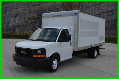 2008 GMC 3500 16 Ft Box Truck -Low Reserve! Former Budget Truck