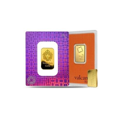 5 gram Generic Gold Bar .999+ Fine (IRA-approved, Secondary Market)