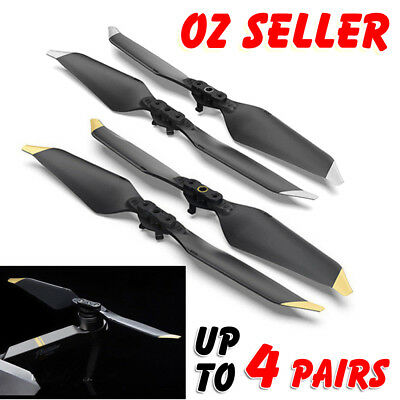 New Platinum 8331 Low Noise Quick Release Propellers For DJI Mavic PRO AU