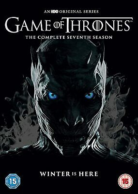 Game of Thrones - Season 7 inc. Conquest & Rebellion [2017] (DVD)